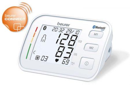 Beurer BM 57 BT Felkaros vérnyomásmérő