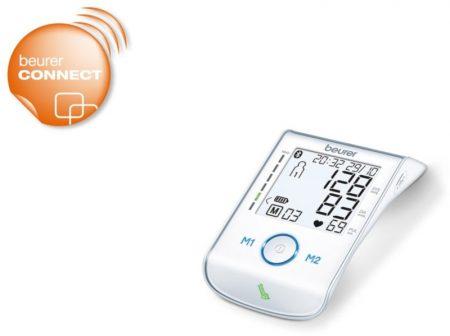 Beurer BM 85 felkaros vérnyomásmérő Bluetooth