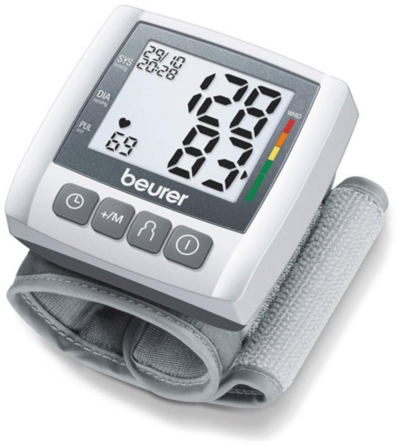 Beurer BC 30 Csuklós vérnyomásmérő - GyógyászatiShop