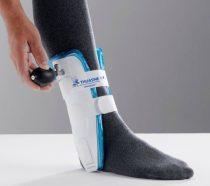 Ligacast Air + légpárnás bokarögzítő