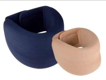 Ortel C2 Plus nyakrögzítő - kék 9 cm