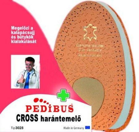 Pedibus 3028 Cross harántemelős féltalpbetét