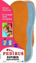 Pedibus 3023 gyerek gyógytalpbetét sarok korrekcióval