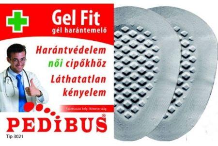 Pedibus 3021 Gel Fit géles harántemelő párna