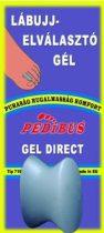Pedibus 7102 Gel Direct géles lábujj elválasztó