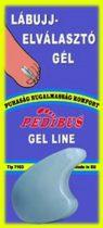 Pedibus 7103 Gel Line géles lábujj elválasztó