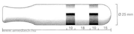 Hüvelyelektróda V2B 130 mm AT1 tenshet