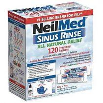 Neil-Med orr irrigátor utántöltő szett felnőtt 120 db só