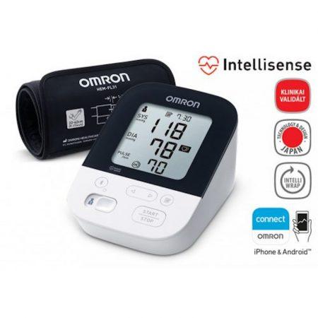 Omron M4 Intelli IT automata felkaros vérnyomásmérő