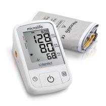 Microlife BP A2 Basic M-L felkaros automata vérnyomásmérő M-L mandzsettával