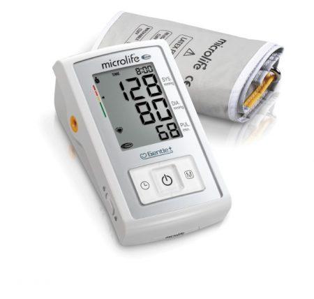 Microlife BP A3 Plus felkaros automata vérnyomásmérő