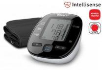 """OMRON MIT 3 Intellisense felkaros Új vonalú """"Black Line"""" vérnyomásmérő"""