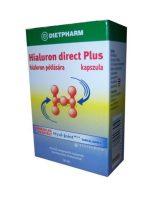 Hialuron Direct Plus kapszula 30 db