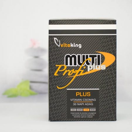 Vitaking Multi Plus Profi vitamin csomag 30 tasak
