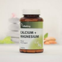 Vitaking Kálcium+Magnézium 500/250 MG 100 darabos ásványi vitamin