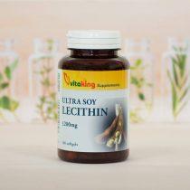 Vitaking Lecitin 1200MG 100 darabos lágyzseletin kapszula