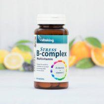 Vitaking Stressz B-complex vitamin 60 darabos tabletta