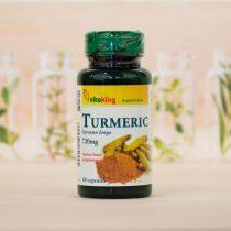 Vitaking Kurkuma 720 MG vitamin 60 darabos kapszula