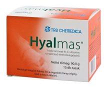 Hyalmas hialuronsav tartalmú étrend-kiegészítő granulátum 15 tasak
