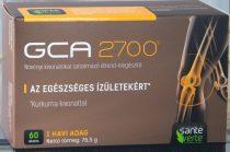 GCA 2700 ízületvédő és porcerősítő tabletta kurkuma és ördögkarom kivonatottal - 60 db