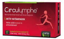 Circulymphe tabletta 60 db