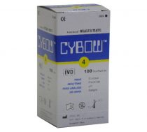 Vizelet tesztcsík CYBOW 4 100 db/doboz
