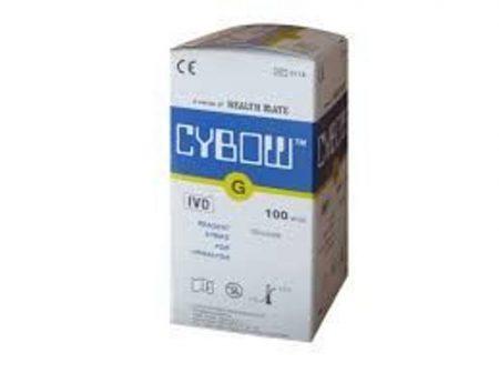 CYBOW G Vizelet gyorsteszt cukormeghatározáshoz 100db